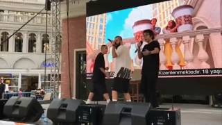 Aksan & Motive & ViO Venezia Canlı Performans