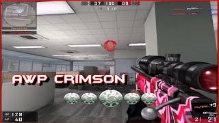 Repeat youtube video DIABO Blackshot - AWP Crimson @ Office URF