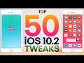 Top 50 IOS 10 2 Jailbreak Tweaks mp3