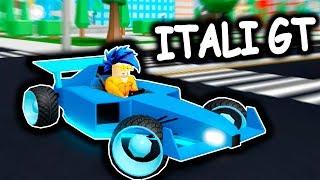 YA TENGO MI F1 ITALI GT GUAPISIMO   MADCITY   ROBLOX