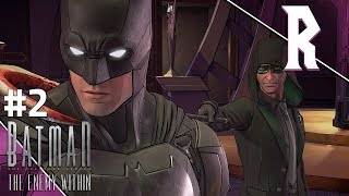 Batman: The Enemy Within - The Agency (#2)