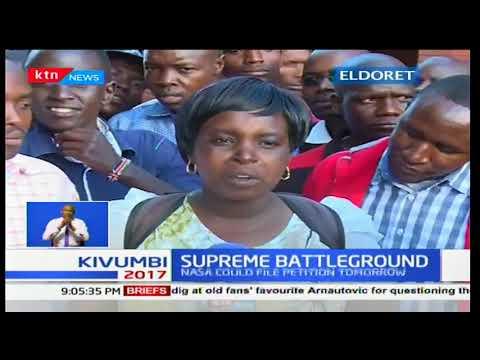 Kenyans respond following Raila Odinga's big move