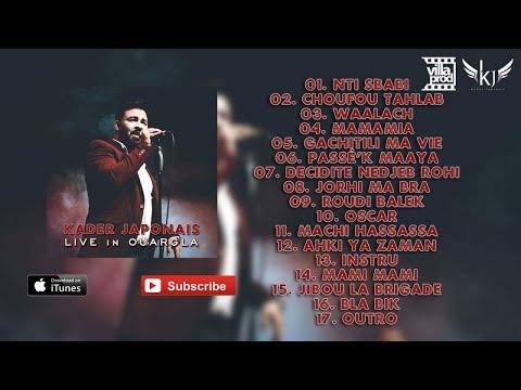 Kader Japonais - Live in Ouargla (Full Album)