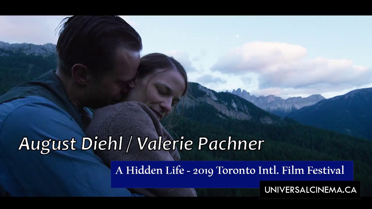 August Diehl And Valerie Pachner An The Amazing World  Of Terrence Malick