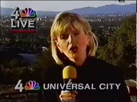 1990 Universal Studios Fire
