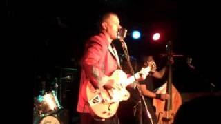Calling in Twisted & Revival Live @ Bottleneck, Lawrence, KS - The Reverend Horton Heat