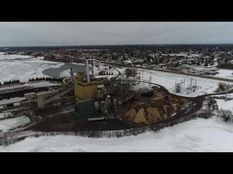 12 23 16 Bayfront Power Plant Ashland WI