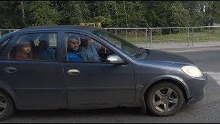 Бабы за рулем - это зло!