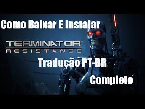 Como Baixar E Instalar Terminator: Resistance + Tradução PT-BR Para Pc