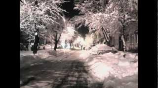 Cetinje pod snijegom