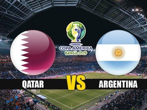 🔴Qatar vs Argentina LIVE STREAM / ENVIVO – COPA AMERICA 2019🔴 Colombia vs. Paraguay LIVE STREAM🔴