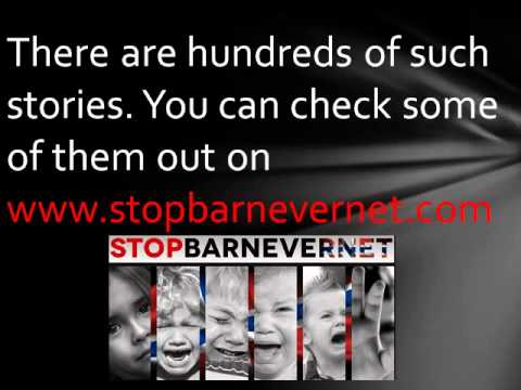 Norway: Social service Barnevernet steals children