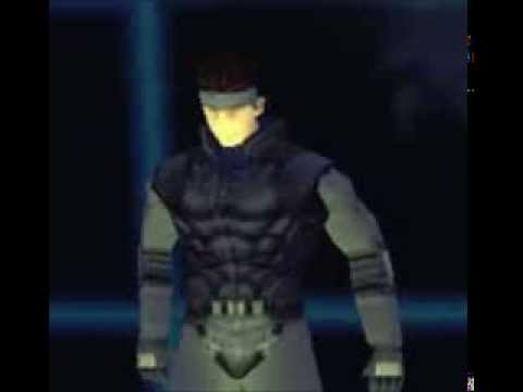 Metal Gear Solid: Encounter [ With Genome Soldier voices]