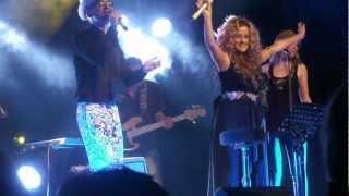 """Rino Galiano und Dilan Koshnaw mit """"Desert love"""" im Luisenpark"""