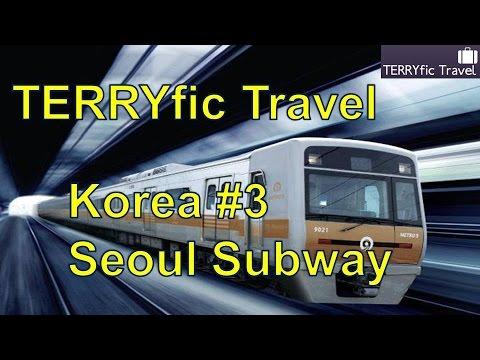 How to use Seoul Subway #TERRYfic Travel #3