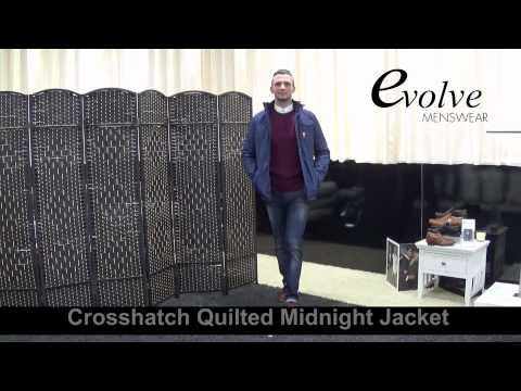 Evolve Menswear Winter Jacket Collection 2014