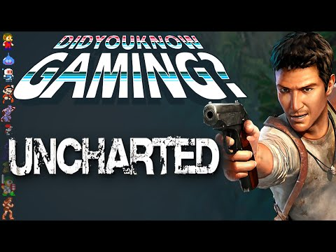 Uncharted - Did You Know Gaming? Feat. FootofaFerret