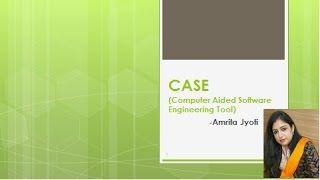 CASE (Computer Aided Software Engineering) Tool By Amrita Jyoti