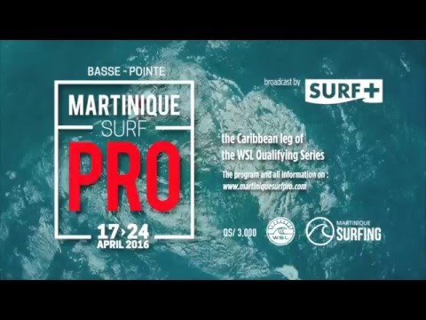 Pub Martinique Surfing Pro -  TV Teaser By Reezom