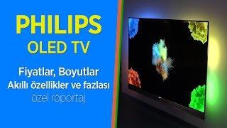 Philips Oled TV Pazarına girdi