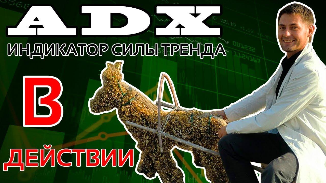 Индикатор для бинарных опционов ADX фильтр | индикатор сигналов для бинарных опционов