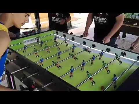 Campeonato de España de Futbolín