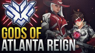 GODS OF ATLANTA REIGN - Overwatch Montage