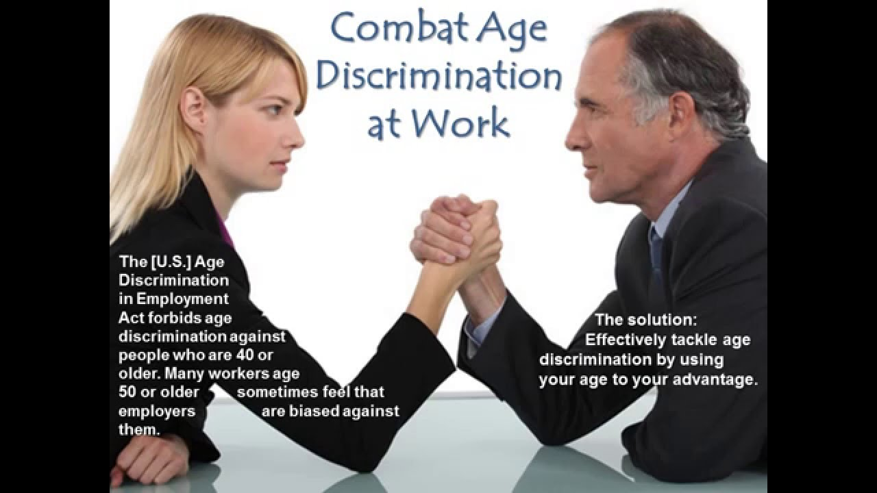 workplace discrimination according to employees ages essay Workplace discrimination essay all five of these employees range between the ages of 19 and 30 according to the associated press.