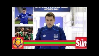 Seamus Coleman in Everton squad for Premier League clash with Leicester City for first time since h