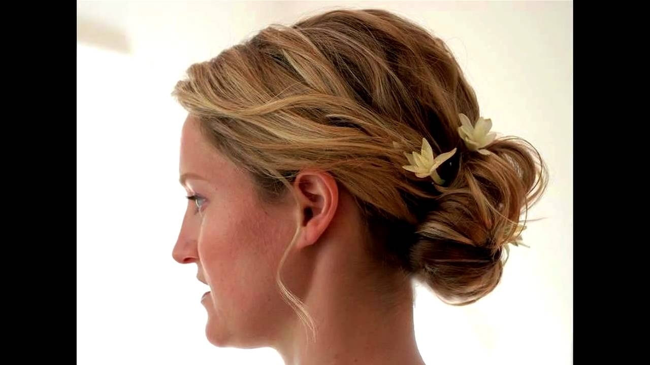 Casual Bridal Hairstyles