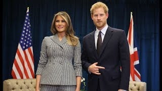Prince Harry's Devil Hand Gesture & Shameful Use Of God's Name At The Invictus Games