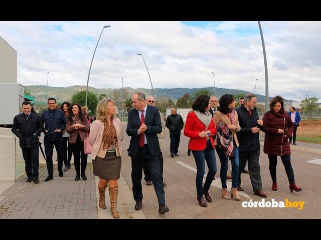 El parque logístico de Córdoba sigue creciendo