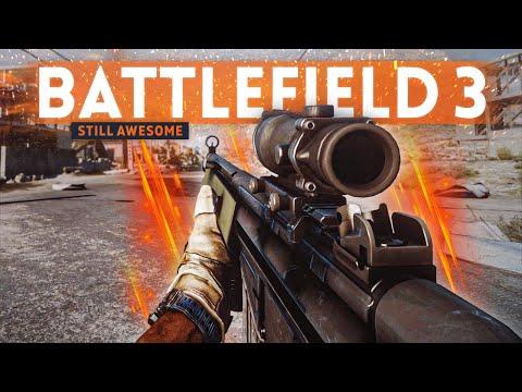 Battlefield 3 Is Still ALIVE U0026 GREAT To Play In 2020!