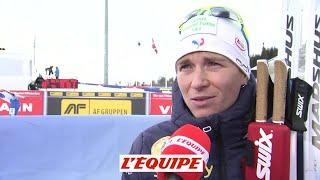 Bescond «Agréablement surprise» - Biathlon - CM (F)