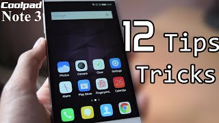 Coolpad Note 3 / Lite-12 Tips & Tricks Hidden Features