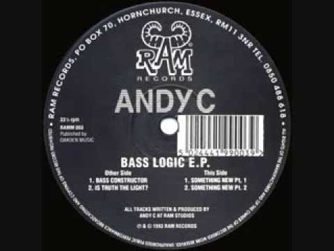 Andy C -  Something New Pt2