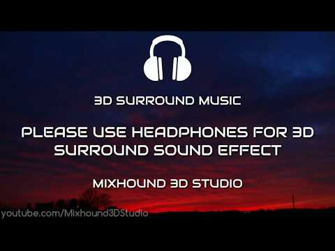 🎧Arikil Pathiye 3D Surround (Use Headphones) || Malayalam 3D Songs || Mixhound 3D Studio