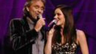 Katharine McPhee & Andrea Bocelli - Can