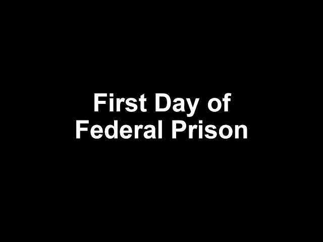 How to prepare to report to federal prison federal prison camp ccuart Image collections