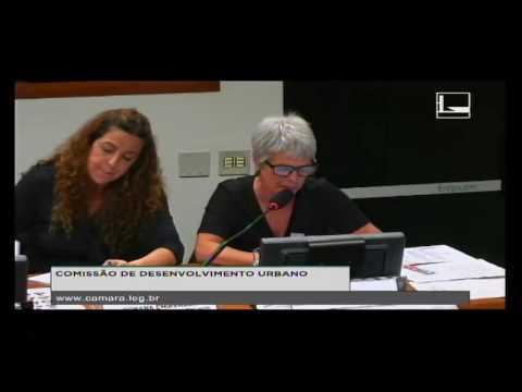 DESENVOLVIMENTO URBANO - Audiência Pública - 05/07/2016 - 14:32