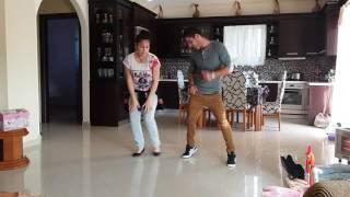 juju on dat beat twins dancing κβ