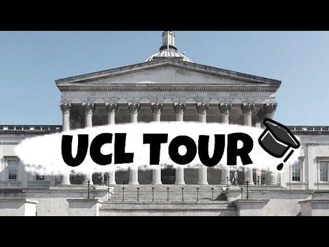 Tour of UCL | University College London