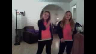 Ida & Maja danser Shaka Loveless - Ikke mere tid