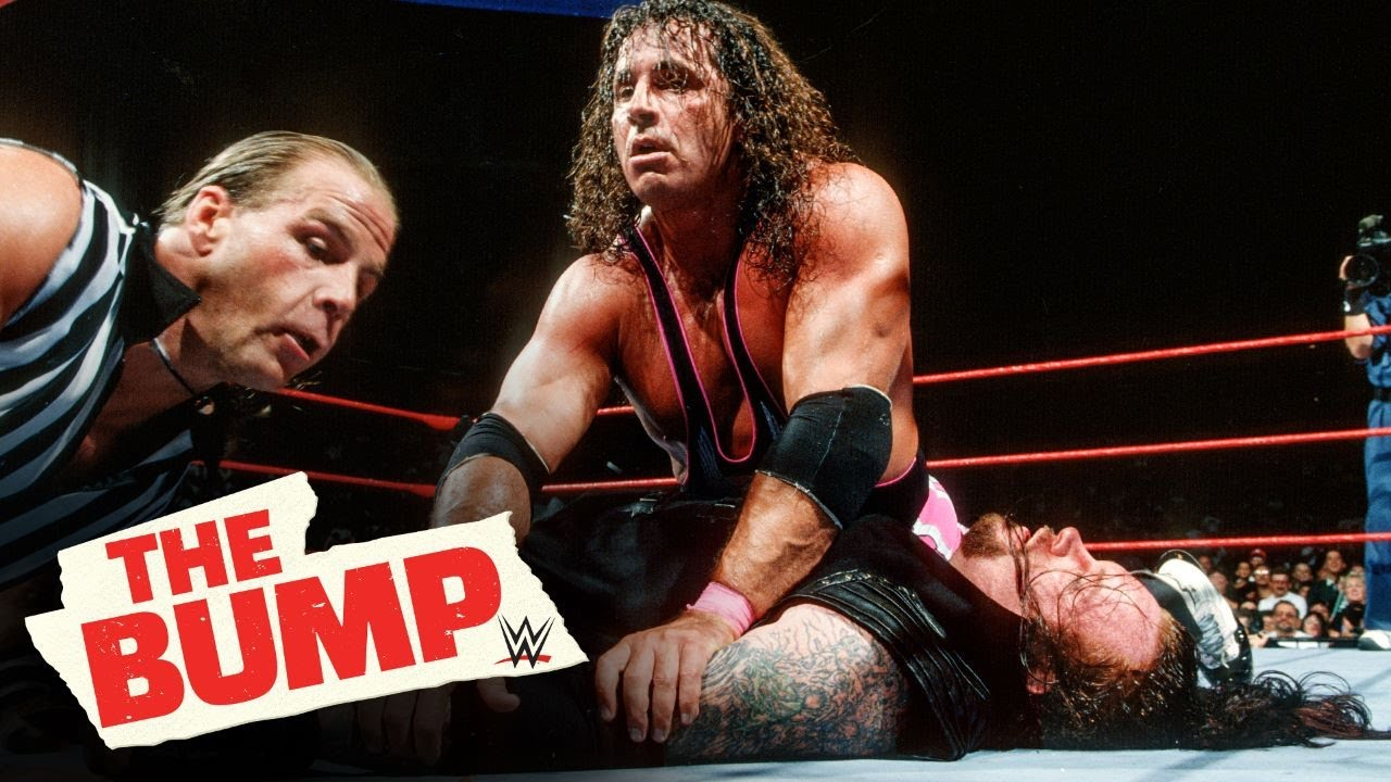 Bret Hart on battling The Undertaker at SummerSlam 1997: WWE's The Bump, Aug. 12, 2020