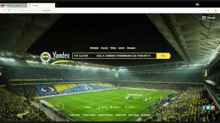 fenerbahe 1 0 atromitos uefa avrupa ligi rvanş maı hd