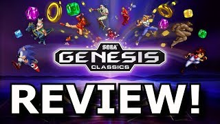 SEGA Genesis Classics Review! PERFECT Retro Fun? (PS4/Xbox One)