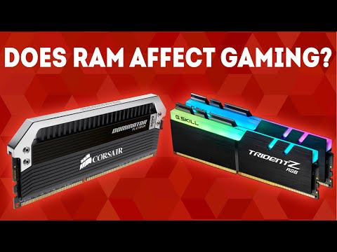 How Much Does RAM Affect Gaming In 2020? [Simple Guide]