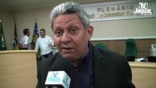 Vereador Jorge Brito relata as carências da população na saúde de Morada Nova