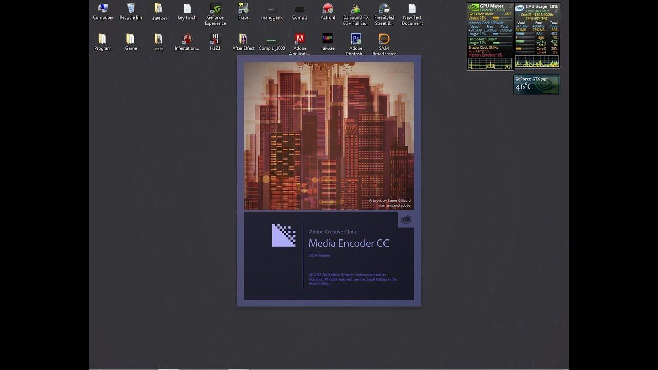 Adobe media encoder cc torrent | Adobe Media Encoder CC 2019