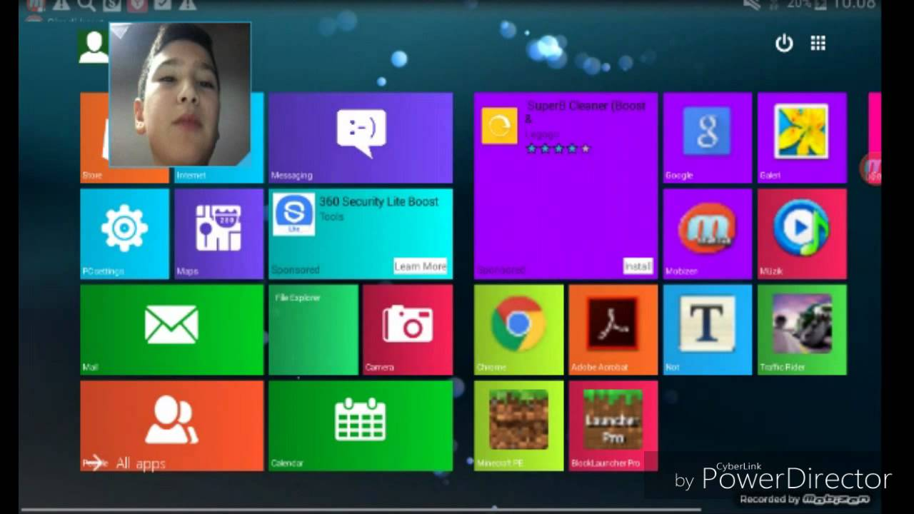Windows 10 Theme Android Youtube